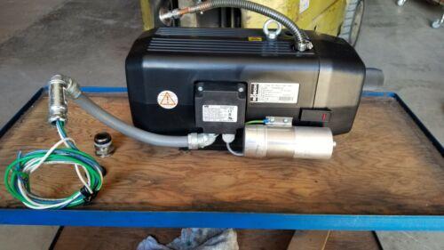 Busch SV 1016 C 000 IJZZ Vacuum Pump 110/115 Volt 1 Ph, 50/60 Hz