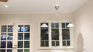 double over counter suspended light Margate Redcliffe Area Preview