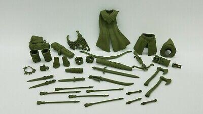 Boss Fight Studios Vitruvian HACKS - Ranger Green ADVENTURER Kit - pick parts