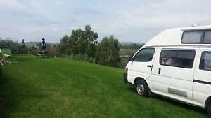 Toyota Hiace Free Range Campervan
