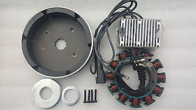 99-03 HARLEY DAVIDSON TWIN CAM DYNA GLIDE COMPLETE CHARGING SYSTEM