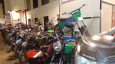 motor bike 86