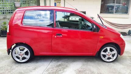 2003 Daihatsu Charade Hatchback Boronia Knox Area Preview