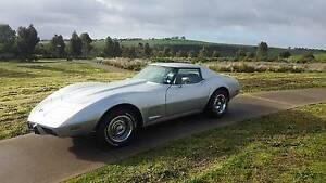 1977 Chevrolet Corvette Coupe Auto Sunbury Hume Area Preview