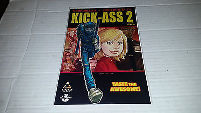 Kick Ass 2   1  Icon  Marvel  2010  1St Print