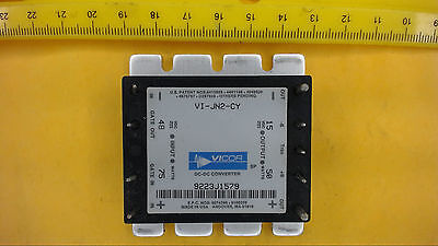 Vicor Vi Jn2 Cy Dc Dc 15Volt 50Watt Module Conveter New Quantity 1