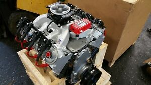 CHEVY LS CRATE ENGINE 6.0L LS2 LS1 LS3 LSX 570 HP TURN KEY RECT PORT HEADS