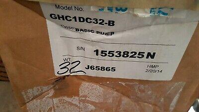 Ghc1dc32-b Pump