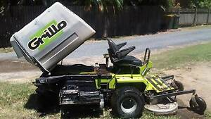 Grillo FD33 Pick up mower Clifton Beach Cairns City Preview