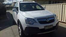 2010 Holden Captiva Wagon with only 54400 ks Muswellbrook Muswellbrook Area Preview
