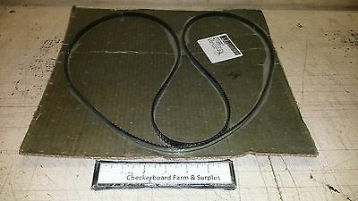Nos Positive Drive Belt Rubber 67.2 38 92755081 92755000 3030010580616
