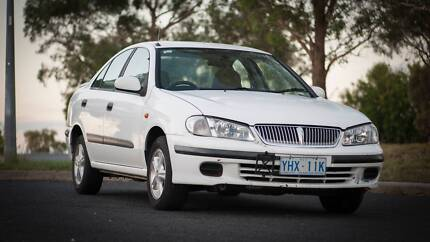 2002 N16 Nissan Pular 1.8