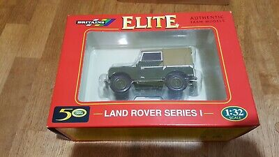Britains landrover 1:32 scale Die Cast model 00174 boxed