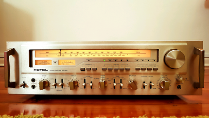 Rotel RX1603 (180 watts per channel Monster Receiver)