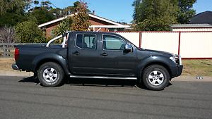 Nissan Navara STX 4x4 Turbo Diesel Lara Outer Geelong Preview