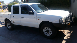 Ford courier  4x4  make an offer need gone Bayswater Bayswater Area Preview