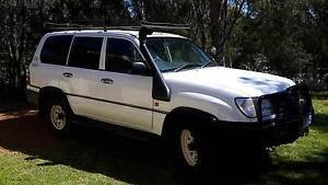 2003 Toyota LandCruiser sedan Gelorup Capel Area Preview