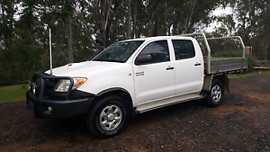 2007 Toyota Hilux Diesel Rathdowney Ipswich South Preview