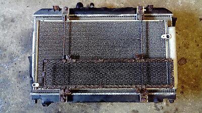 Mazda RX8 Radiator, Cooling Fan & AC Rad Pack