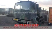 Iveco Magirus 110-17 AW 4x4 tmil.Pritsche~90-16~170