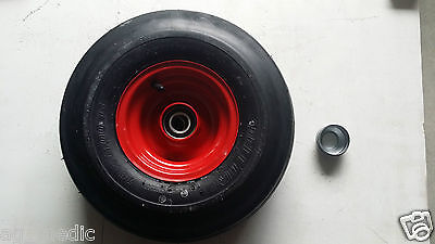 15.0 X 6.0-6 Tedder Tire And Wheel Fits Late Model Galfre And Morra Hay Tedder