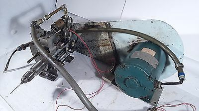 Hy Pneumat Inc Pneumatic Auto Drilling Tapping Spindle Unit S200ehb W Chuck