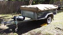 Oztrail Camper 9 with Sunroom 9/12 Leura Blue Mountains Preview