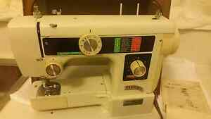 JANOME SEWING MACHINE MODEL 646 PLUS TABLE Gorokan Wyong Area Preview