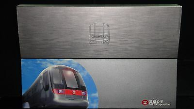 Hong Kong Mtr Tung Chung Line Train Model Limited Edition