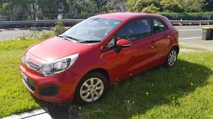 2012 KIA RIO Automatic Hatchback Wombarra Wollongong Area Preview