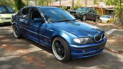 BMW 3-Series Sedan Kings Langley Blacktown Area Preview