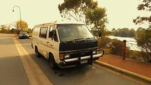 Toyota Hiace Sunliner Campervan 1988 - Poptop roof and awning Essendon Moonee Valley Preview