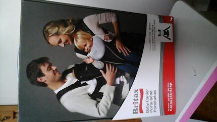 Britax baby carrier. Never Used! Brand new in sealed box Summer Hill Ashfield Area Preview