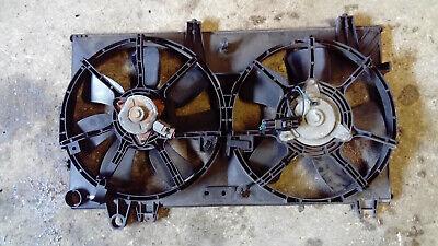 Mazda RX8 Radiator Cooling Fans