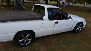 1997 vs commodore ute v6 5speed low 157oookz Ellen Grove Brisbane South West Preview