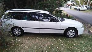 2004 Holden Commodore Wagon with LPG/Autogas Perth Perth City Area Preview