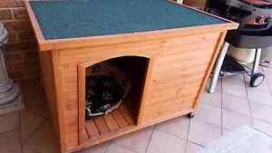 Dog Kennel - large and giant breeds Lake Cathie Port Macquarie City Preview