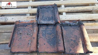 Reclaimed / Second-hand Courtrai Roofing Tiles (Sterreberg, Le Forest, Monopole)