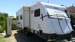 2013 Jayco Sterling Outback WRECKING READ ADD !!!