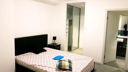 Brand new master room