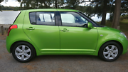 2010 Suzuki Swift S - great condition - with bluetooth installed Bruce Belconnen Area Preview