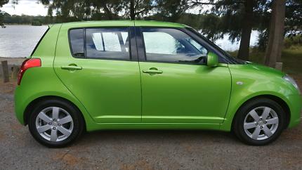 2010 Suzuki Swift S - great condition - with bluetooth installed