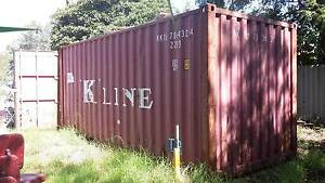 Waterproof 20' Sea Container in Orange Grove Orange Grove Gosnells Area Preview