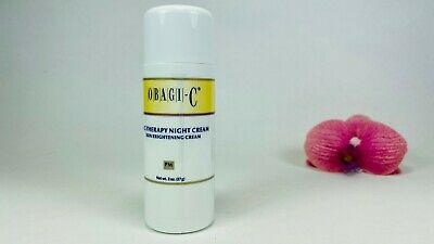 Obagi-C Fx System C-Therapy Night Cream 2oz / 57g