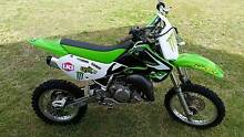 Kawasaki KX65 2007 Gatton Lockyer Valley Preview