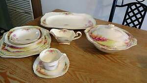 ROYAL WINTON GRIMWADES 6PC DINNER SET/ANTIQUE Bayswater Knox Area Preview