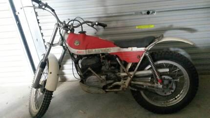 Bultaco motor cycle......250cc SherpaT