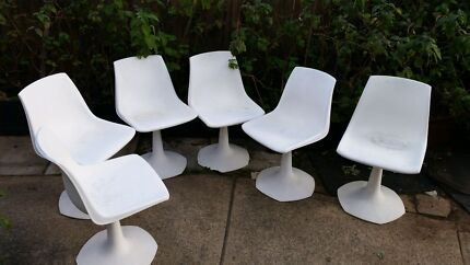 Chair white  Wetherill Park Fairfield Area Preview