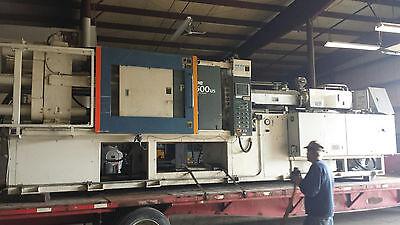 2000 UBE 500 Ton  Injection Molding Machine, Model PZIII-500
