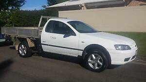 2006 Ford Falcon Ute Brisbane City Brisbane North West Preview